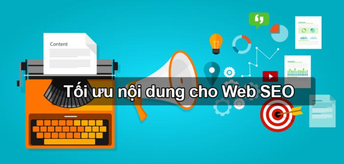Những lời khuyên tốt nhất về tối ưu nội dung cho Web SEO