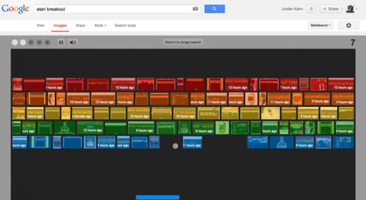 Bí mật ở khung tìm kiếm Google