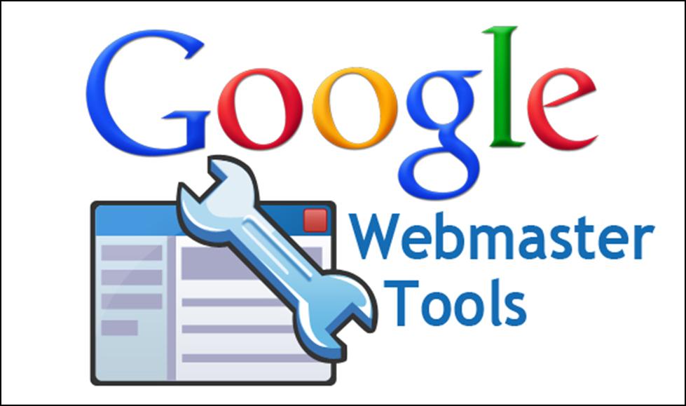 Sử dụng Webmaster tool