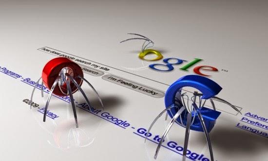 Google Index Backlink