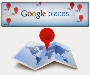 Tạo Google Places phục vụ Local SEO