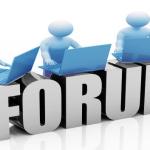Cách tìm Forum đơn giản
