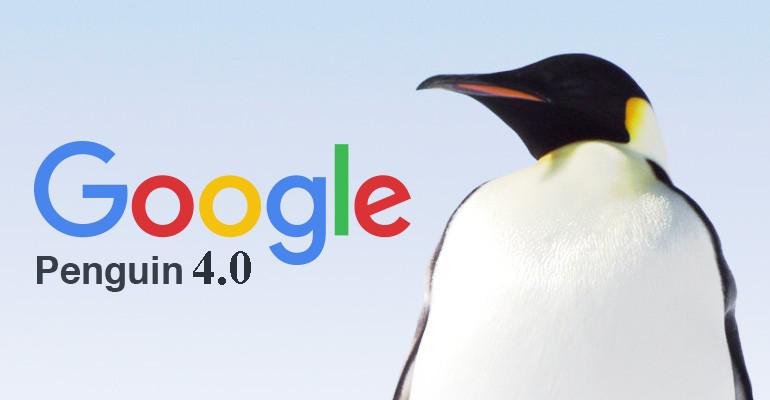 Thuật toán Penguin 4.0