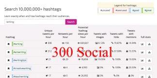 300 Social SEO